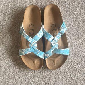 Birki's Summer Sandals.  Never worn